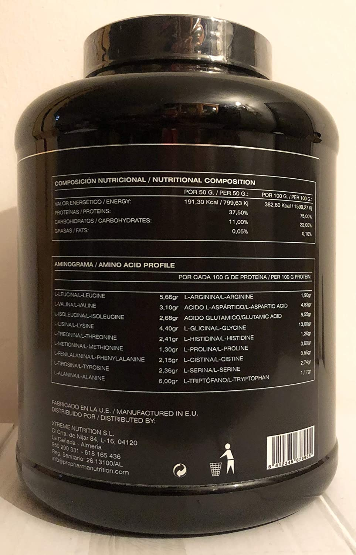 Whey proteina 2 kgrs, no es una simple proteína, es un sistema ...