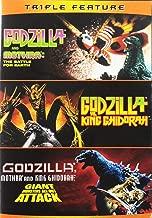 Godzilla Vs. King Ghidorah / Godzilla Vs. Mothra 1992 Godzilla, Mothra, and King Ghidorah: Giant Monsters All-Out Attack - Set