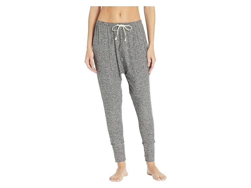 Beyond Yoga Berkley Harem Pants (Black/White Spacedye) Women