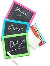 Neon Chalkboard Sets Bulk Pack 1 Dozen Sets, Fun Party Favors, Goody Bag Fillers, Stocking Stuffers