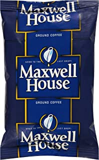 Maxwell House Ground Coffee Single Serve (2 oz Bags, Pack of 192)