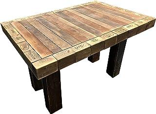 Scrivania Fai Da Te Pallet.Amazon It Pallet Tavoli E Tavolini Arredamento Da Giardino E