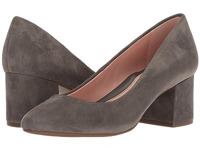 Taryn Rose Rochelle (Spruce Silky Suede) High Heels