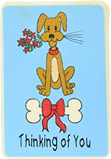 Crunch Card - Thinking of You Edible Card for Dogs