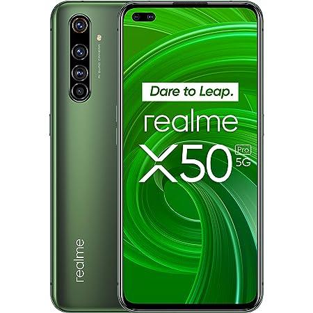 Realme X50 Pro Smartphone 8Gb 256Gb 5G, Verde Muschio