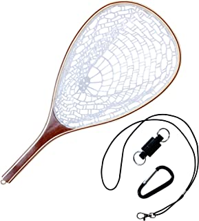 NetAngler Fishing Net, Fly Fishing Net with Magnetic...