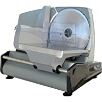 Deals on Sportsman 180 W 7.5 in. Silver Electric Meat Slicer