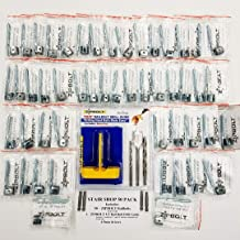 Stair Shop Zipbolt Bulk Pack Including Rail Bolts, Guide and Drivers
