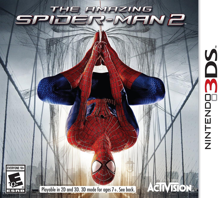Luxury The Amazing Spider-Man 2 3DS Super sale - Nintendo