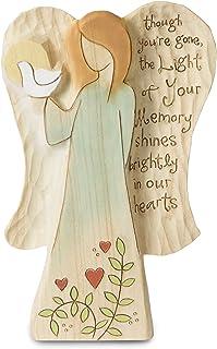 Pavilion Gift Company 78006 in Memory Angel Figurine, 5-1/2&