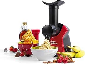 Giles & Posner EK4002VDEEU7 Machine à Desserts Glacés - Prise EU, Machine À Desserts Aux Fruits Surgelés, 250 W, Rapide et...