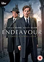 Endeavour Series 4 Region 2, will NOT play on normal USA players