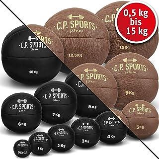 comprar comparacion C.P.Sports - Balón Medicinal (para Crossfit, Disponible en Pesos de 1-10 kg)