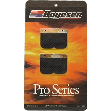 Boyesen PRO-126 Pro Series Carbon Fiber Reed