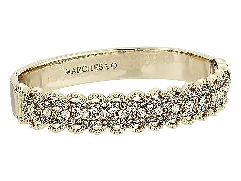 Marchesa Filagree Bangle Bracelet