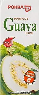 Pokka Guava Juice, 250ml (Pack of 24)