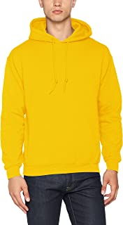 Gildan Heavyweight Hooded Sweatshirt Felpa Uomo