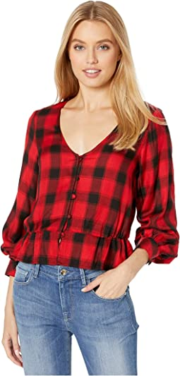 Fiery Plaid