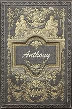 Anthony: Classic Style Jiu-Jitsu Training Diary Training journal log feature 120 pages 6