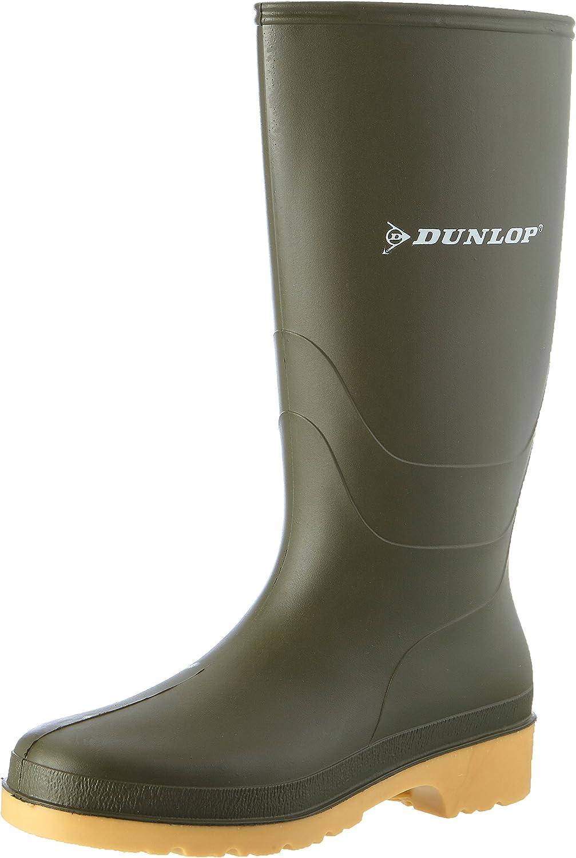 Dunlop Childrens Kids Unisex 16247 B safety Rain Wellington Brand Cheap Sale Venue DULLS Boots