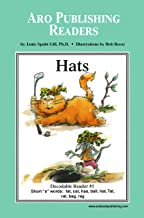 Hats (Phonics Decodable Readers Book 1)