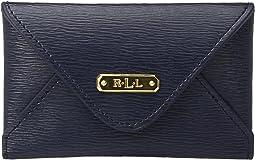 9bee64c8069f LAUREN Ralph Lauren. Flap Continental Large Wallet.  49.99MSRP   148.  Newbury Envelope Card Case