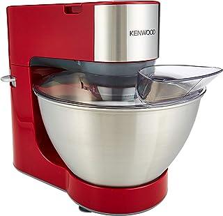 Kenwood Prospero Compact Kitchen Machine Stand Mixer 900 W, Red, 4.3 L, KM241
