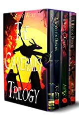 Cavernis: Complete Trilogy Kindle Edition