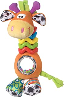 Playgro My First Bead Buddies Giraffe for baby infant toddler children 0181561107, Playgro is Encouraging Imagination with STEM/STEM for a bright future - Great start for a world of learning