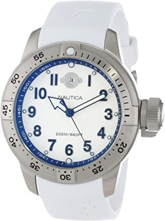 Nautica Mens N14524G BFC Diver Box Set Watch