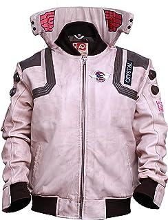 Sponsored Ad - Areena Design Bronze Leather Jacket Mens Womens Unisex Gamer Jackets