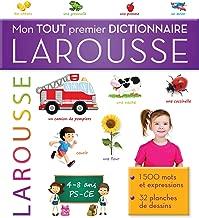 Mon premier dictionnaire de français Larousse : Maternelle (French Edition)