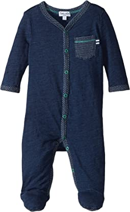 Always Indigo Coverall (Infant)