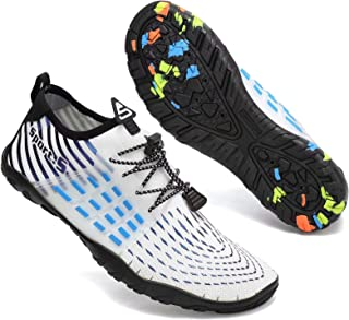 Mabove Barvoetschoenen, heren en dames, waterschoenen, sneldrogend, surfschoenen, aqua-schoenen voor watersport, boot, yog...