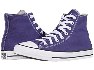 Converse Chuck Taylor All Star Seasonal Color Hi (Japanese Eggplant) Lace up casual Shoes