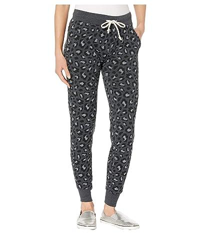 Alternative Eco Fleece Jogger Pant (Dark Grey Leopard) Women