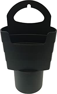 'Fries on the Fly' Universal Car French Fry Holder for Cup Holder - Perfect White Elephant Idea, Stocking Stuffer or Holiday Present