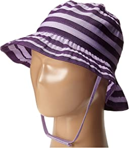 San Diego Hat Company Kids RBK3082 Ribbon Bucket Hat w/ Chin Strap