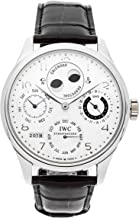IWC Portugieser Mechanical (Automatic) Silver Dial Mens Watch IW5021-11 (Certified Pre-Owned)