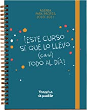 Agenda Maestra de pueblo 2020/2021 (Grijalbo)