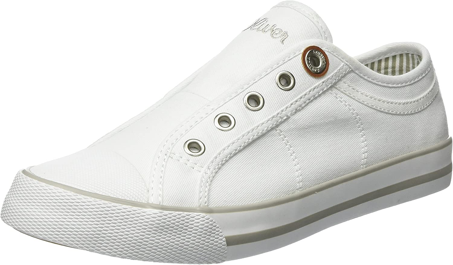 S.Oliver Women's 24635 Low-Top Sneakers