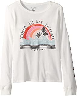 Billabong Kids - Stoked All Day Tee (Little Kids/Big Kids)