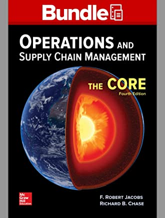 Loose Leaf Operations and Supply Chain Management: The Core with Connect