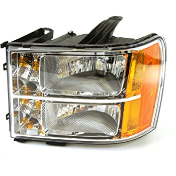Genuine GM Parts 22713668 Driver Side Headlight Assembly Composite