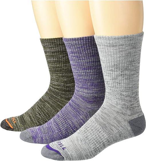 Seafoam Green/Grey/Purple/Dusty Olive