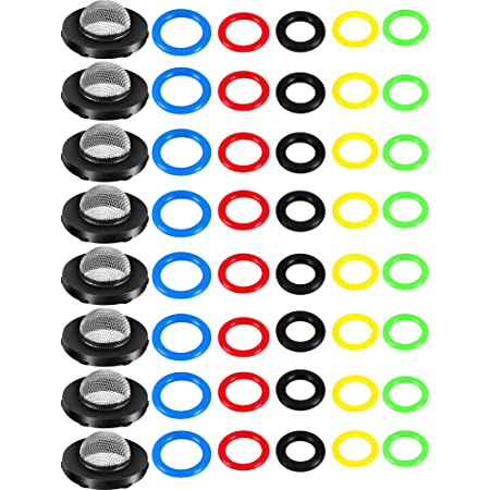 Pack of 4 PAXCESS O-Rings for High Pressure Hose