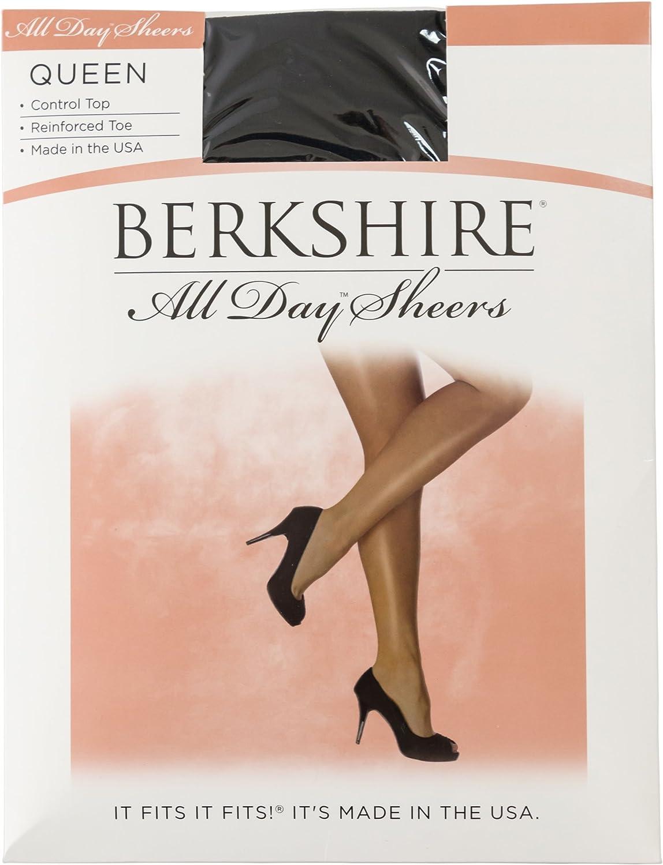 Berkshire Ultra Sheer Pantyhose Control Top City Beige Size 1 #739UU