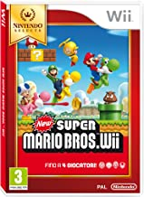 Nintendo New Super Mario Bros., Wii - Juego (Wii, Nintendo Wii, Plataforma, E (para todos))