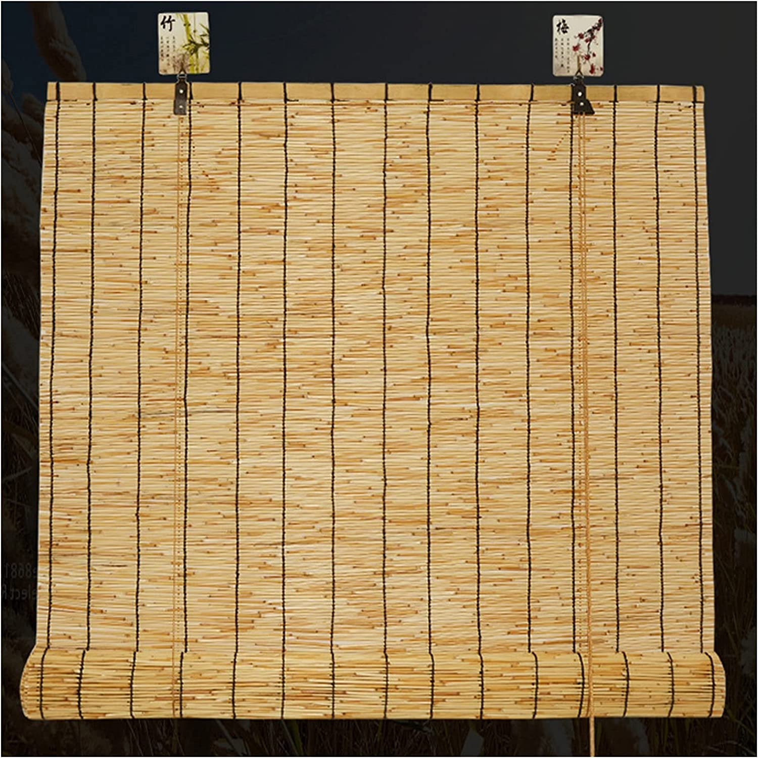 Bamboo Blinds for Windows Roller New Free Shipping Popular product Shades Vertical Blackou