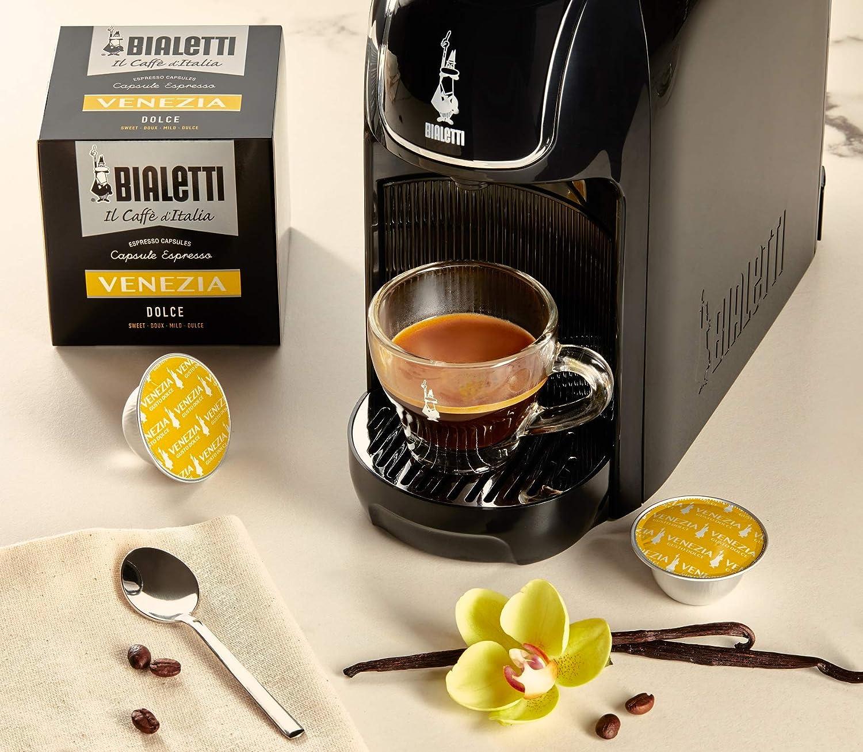 Bialetti Machine à café Espresso Break Nero (Automatica) Nero (Automatica)